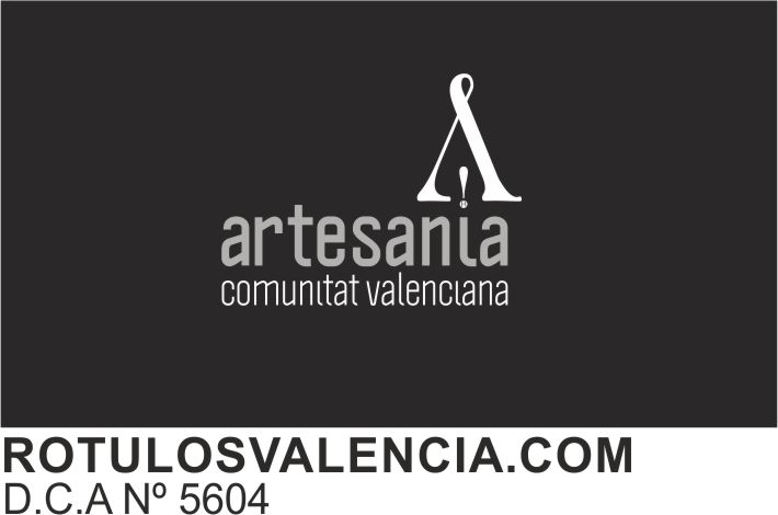 Sello de Artesanía Comunitat Valenciana